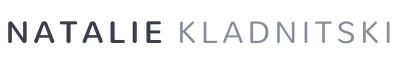 Natalie Kladnitski Logo